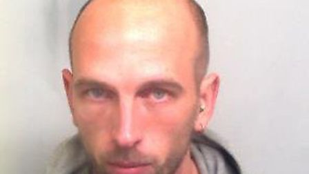 John Humphreys, 29, of Clayton Road, Ramsey. Picture: ESSEX POLICE