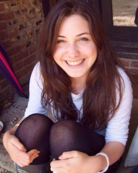 Averil Hart, who died aged 19 in 2012. Picture: SUPPLIED BY THE FAMILY
