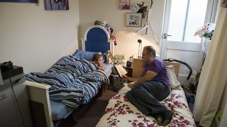 Thousands of children are expected to wake up homeless or in temporary housing on Christmas Day acro