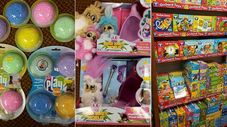 Find out what the the top selling toys this Christmas. Picture: CONTRIBUTED