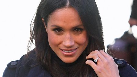 Meghan Markle, who will join the Queen and other senior members of the royal family for Christmas. P