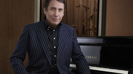 Jools Holland and his Rhythm & Blues Orchestra will play Nowton Park in Bury St Edmunds next May. Pi