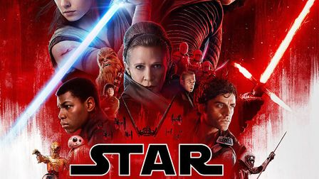 Find out where in Suffolk you can watch the midnight showing of Star Wars: The Last Jedi. Picture: