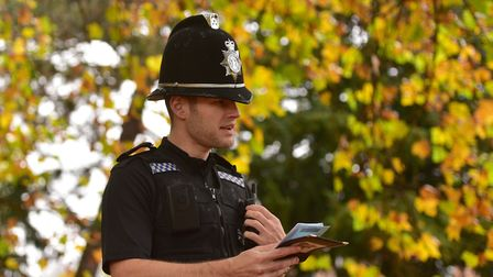 Police are investigating an assault in Lavenham where teenage boy was kicked off his bike. (stock im