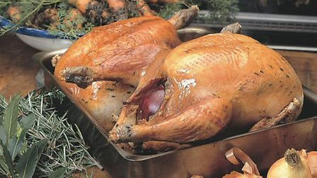 Kelly Turkeys is reporting a rise in demand for whole turkeys over crowns. Picture: KELLY TURKEYS