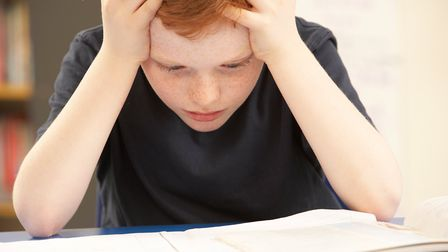 Around half of all mental illness starts before the age of 14. Picture: GETTYIMAGES/ISTOCKPHOTO