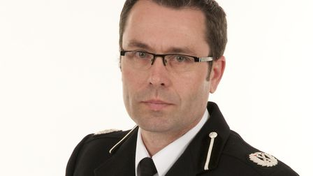 Assistant chief constable Andy Prophet. Picture: ESSEX POLICE