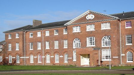 Stow Lodge today, long claimed to be the best workhouse in Suffolk. Photo: Don Black.