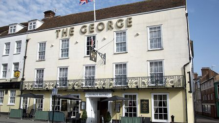 The George Hotel in Colchester High Street. Picture: FLYING TRADE GROUP