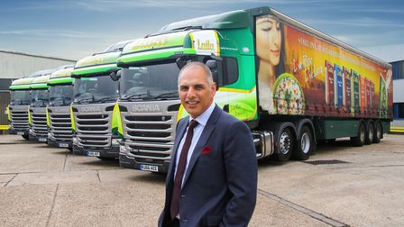 Suki Dulai, chief executive of Flying Trade. Picture: COLIN JOLLIFFE