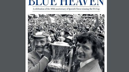 The perfect gift for ITFC fan's Blue Heaven. Picture: ARCHANT