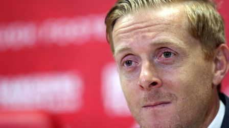 Middlesbrough manager Garry Monk is facing criticism from fans after losing three of the last four g