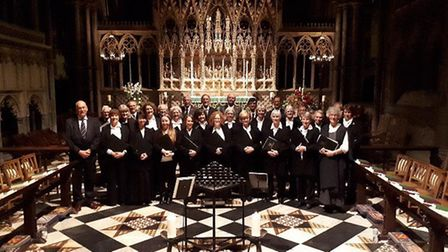 Kirbye Voices, who are performing two concerts this month. Picture: CONTRIBUTED