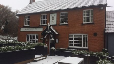 The Unruly Pig in Bromeswell. Picture: CONTRIBUTED