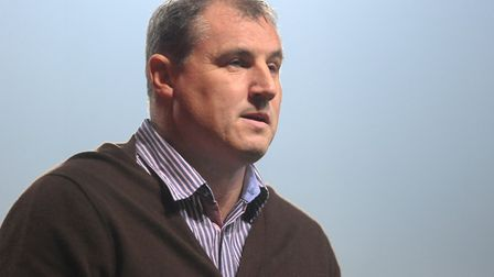 Former Ipswich Town boss Paul Jewell. Photo: Sarah Lucy Brown