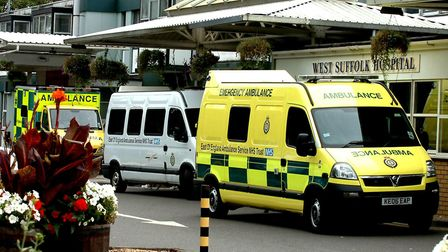 West Suffolk Hospital. Picture: ARCHANT