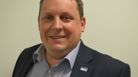 Nick Jenkins, West Suffolk Hospital's medical director. Picture: CONTRIBUTED