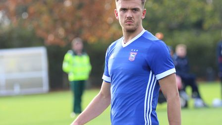 Emyr Huws has been ruled out for the season. Picture: ROSS HALLS