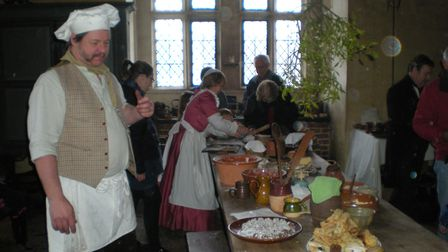 Kentwell Hall Dickensian Christmas Experience. Picture: CONTRIBUTED