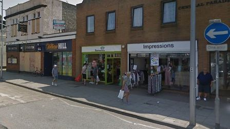 Essex Police is appealing for witnesses to an alleged disturbance at Impressions in Rosemary Road, C