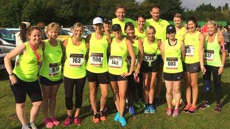 Boxted Runners. Picture: BOXTED RUNNERS