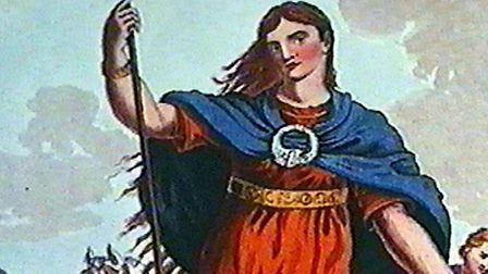 Boudicca: Forever a symbol of East Anglian refusal to bow to oppression. Picture: ARCHANT ARCHIVE