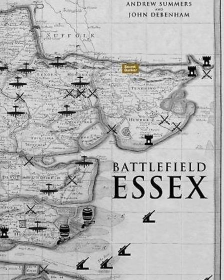 The cover of Battlefield Essex