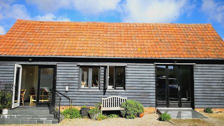 The Mersea Island Cookery School is based in a traditional Essex barn. Picture: The Mersea Island Co