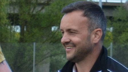 Whitton boss Shane Coldron will lead his side against Diss this weekend