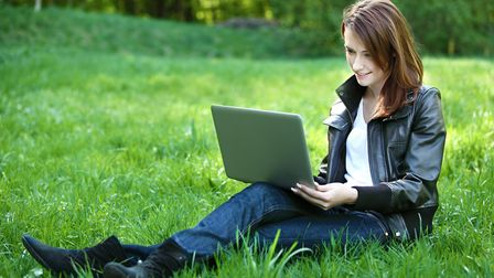 Broadband in parts of Suffolk is the slowest in the UK, according to uSwitch.com. Stock picture: GET