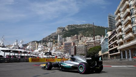 The F1 Monaco Grand Prix, full of glamour. But are 'grid girls' still current?