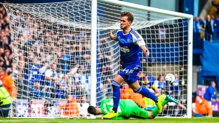 Emyr Huws, out for the season after a knee operation.