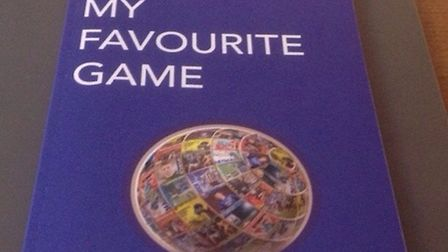 My Favourte Game, a new book out for ITFC fans