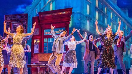 An American in Paris is currently enjoying a critically acclaimed run at London's Dominion Theatre.