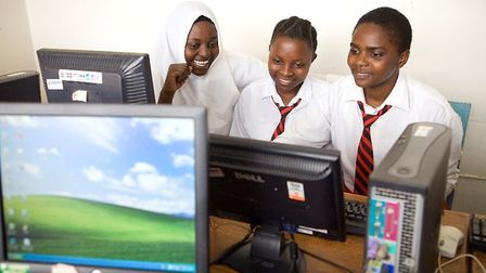 Computers for Africa