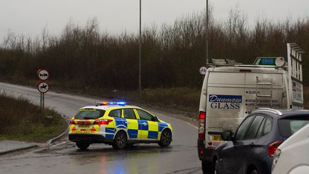 A120 closed after crash at Takeley. Library image. Photo: Martine Xerri