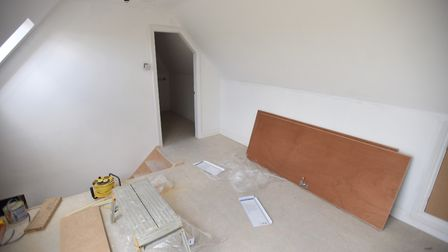 Mr Harley wanted to rent the property out but has been unable to. Picture: ARCHANT