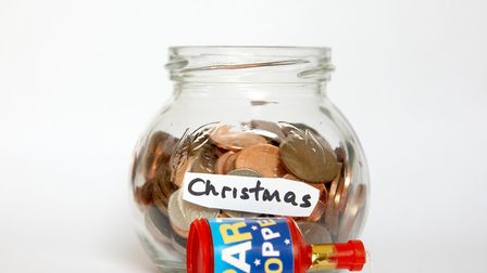 How thrifty is your Christmas? Reader Bob Willers has got his down to less than �40. Picture: GETTY