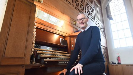 The organ at the Royal Hospital School has been given grade I listing by the british institute of Or