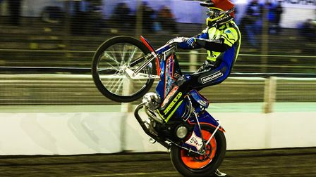 Real crowd pleaser.... Nico Covatti, back after injury and Witches show their loyalty to the Argenti