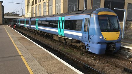 Will trains from Ipswich to Cambridge ever carry on to Oxford and Swindon? File picture: PAUL GEATER