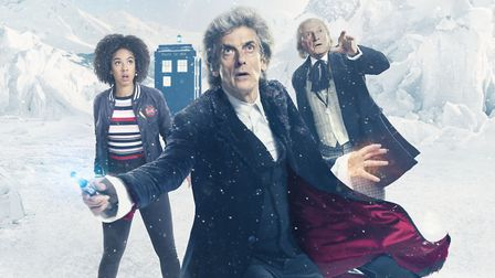 Peter Capaldi's swansong in Doctor Who - Twice Upon a Time (C) BBC/BBC Worldwide