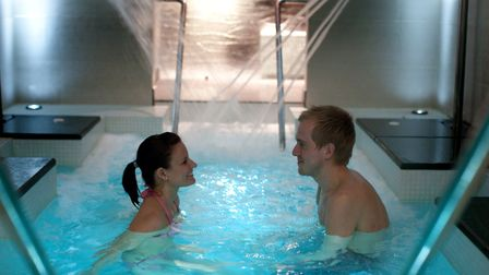 A relaxing break at a spa is the perfect present. Picture: CONTRIBUTED