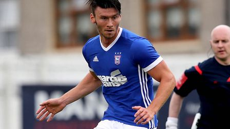 Kieffer Moore has scored 13 goals for Rotherham during his loan spell this season. Photo: �INPHO/Rya