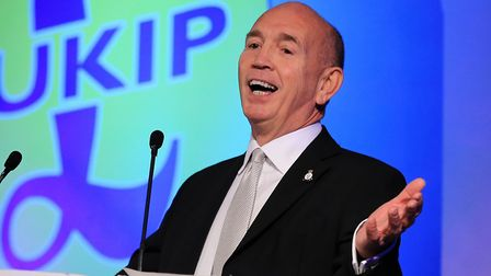 Former Ukip and Tory MP Bob Spink, who has been found guilty of electoral fraud. Picture: GARETH FUL