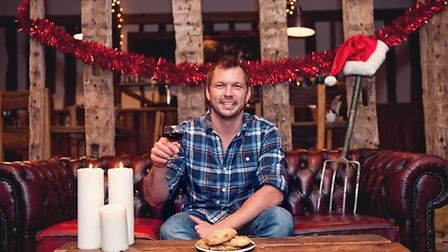 The Christmas fayre at Jimmy's Farm will put you in a festive mood. Picture: CONTRIBUTED