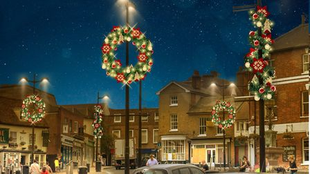 Bring your friends and family to the Braintree Christmas Fair. Picture: CONTRIBUTED