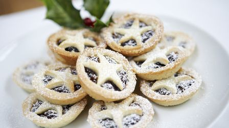 Enjoy a Christmas Mince Pie at The Riverside Centre Christmas Fayre. Picture: GETTY IMAGES/ISTOCKPHO