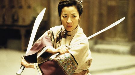 Michelle Yeoh stars in Ang Lee's film Crouching Tiger, Hidden Dragon. Photo: Sony Pictures
