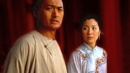 Chow Yun-Fat and Michelle Yeoh star in Ang Lee's film Crouching Tiger, Hidden Dragon. Photo: Sony Pi